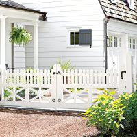 192 Popular Fence Ideas and Design Tips