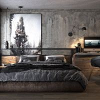 130 Popular Industrial Bedroom Ideas and Design Tips You Don't Want to Miss