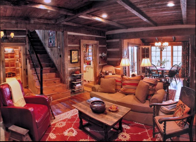 Old Country Kitchen Designs