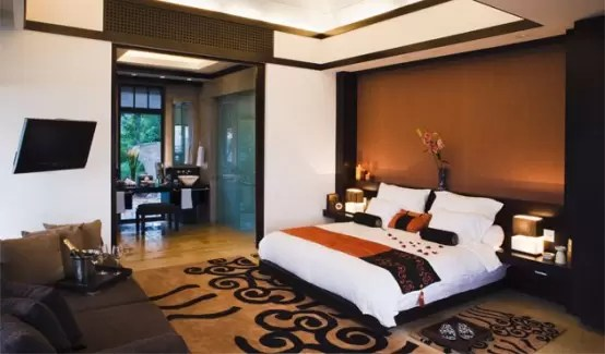 bedroom decorating ideas for an asian style bedroom | cozyhouze
