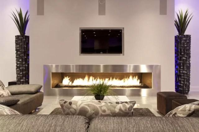 Ideas For Interior Design Fireplaces | CozyHouze.com