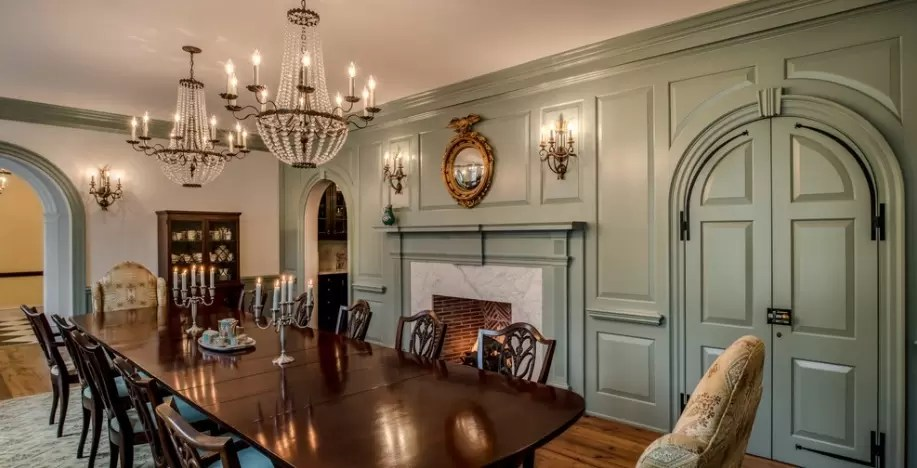 Georgian Interior Design Ideas and Styles - CozyHouze.com