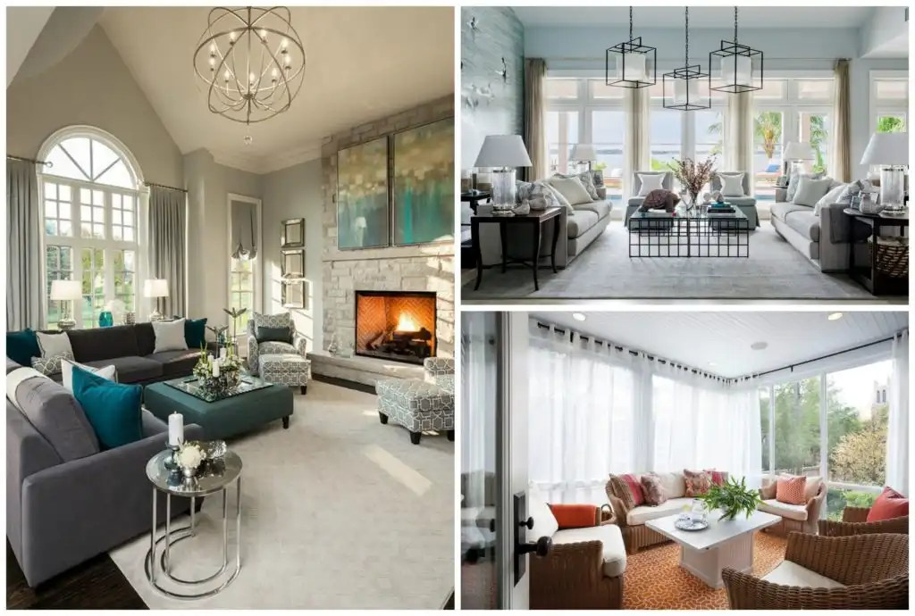 Which Colors Make Your Living Room Look Bigger?