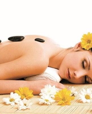 Стоунтерапия или массаж камнями