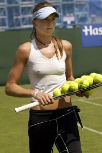 ダニエラ・ハンチュコバ   テニス選手