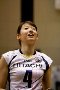 江畑幸子 | バレーボール選手