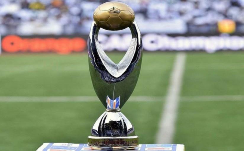 """"""" كاف """" يحددموعد نهائي دوري أبطال أفريقيا"""