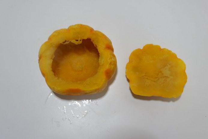 藜麦南瓜沙拉#松下多面美味#的做法图解2
