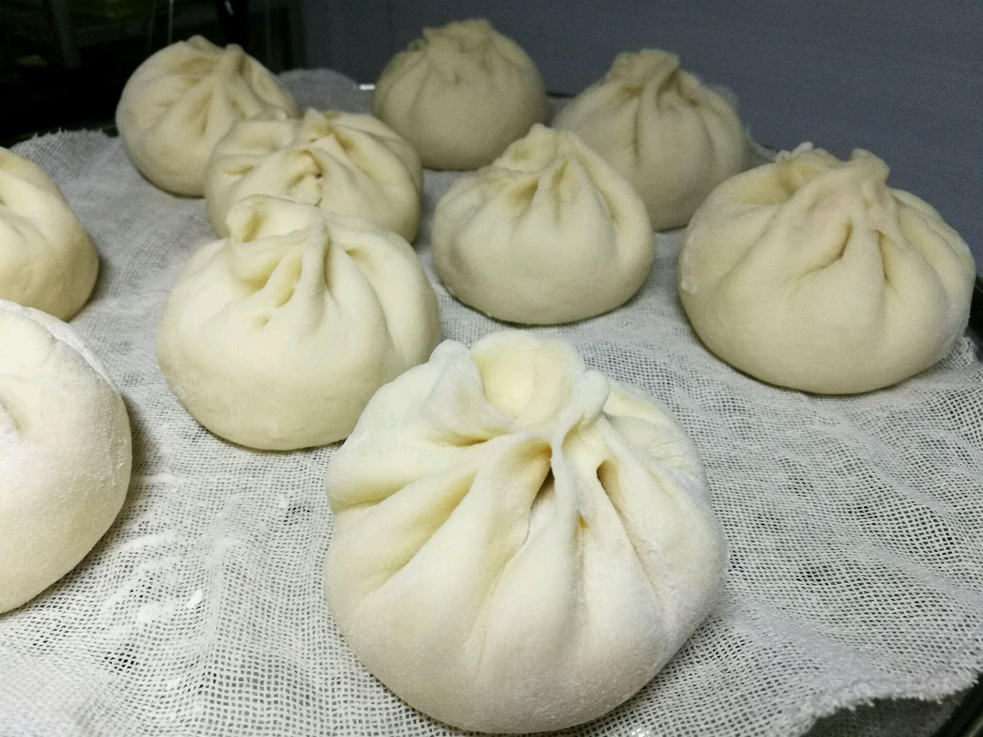 白菜素包子的做法_【圖解】白菜素包子怎么做如何做好吃_白菜素包子家常做法大全_啊哈~薛名凈_豆果美食