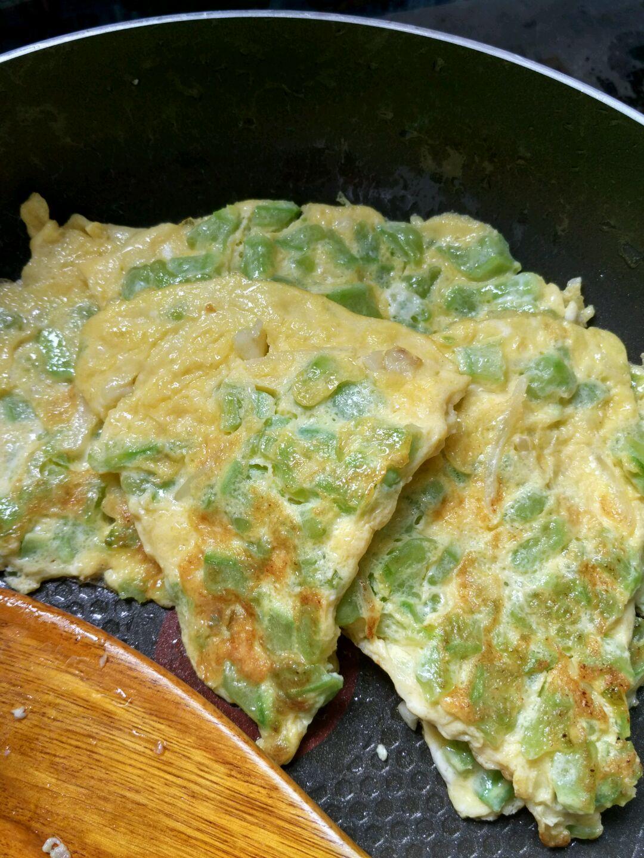 苦瓜煎蛋的做法_【圖解】苦瓜煎蛋怎么做如何做好吃_苦瓜煎蛋家常做法大全_許青文_豆果美食