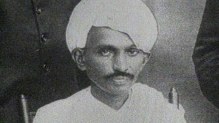 Mahatma Gandhi - An Unpeaceful End