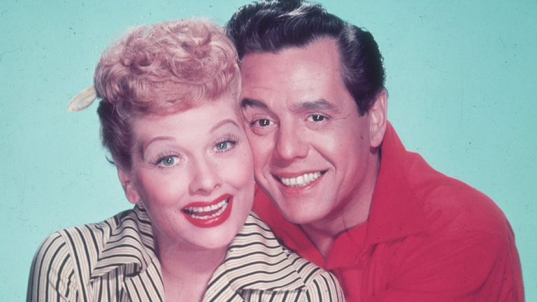 Image result for Lucy and Ricky