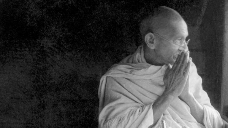 Mahatma Gandhi - Famous Quotes