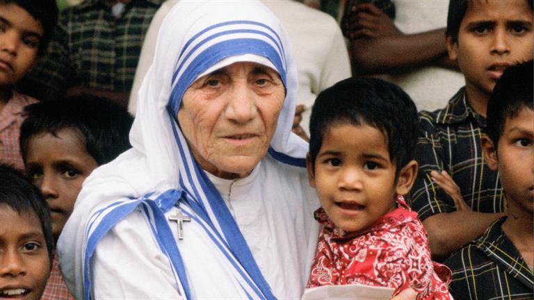 Image result for Mother Teresa Life