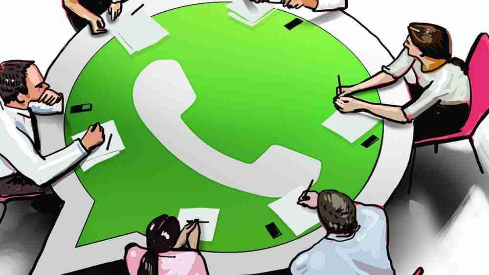 Realizada conciliação por WhatsApp