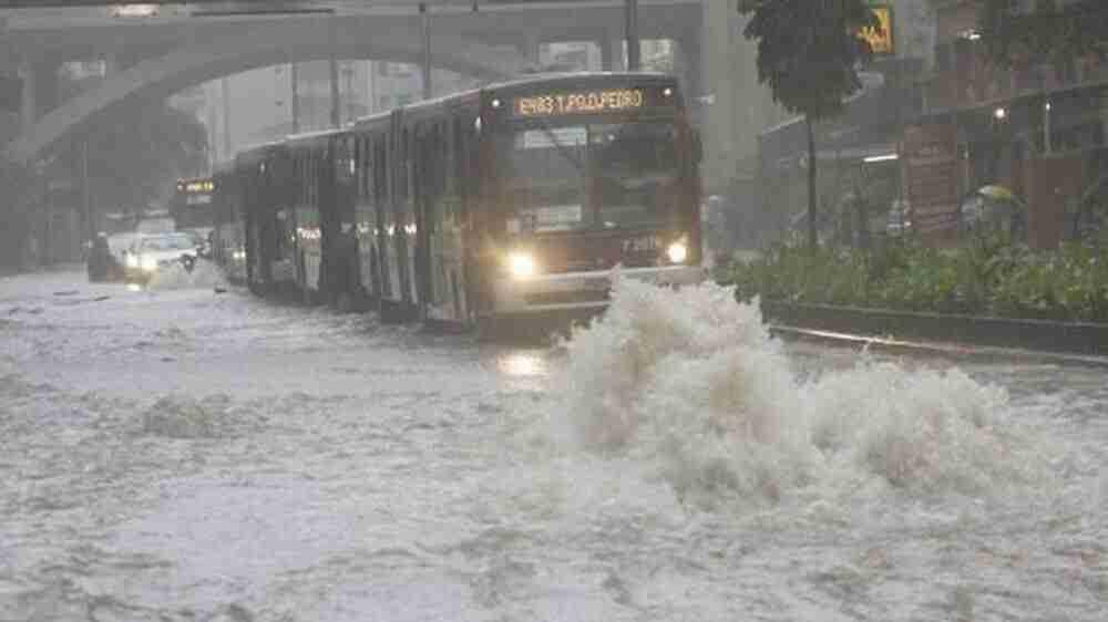 As chuvas de verão e a responsabilidade do Estado