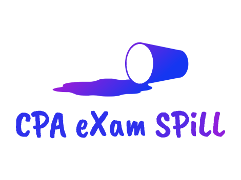 CPA Exam Spill