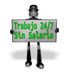 retro_robot_custom_text_sign_13668