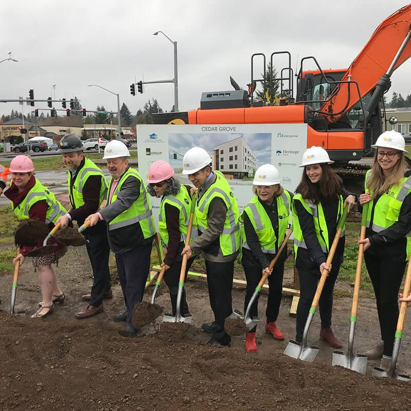 CPAH Breaks Ground