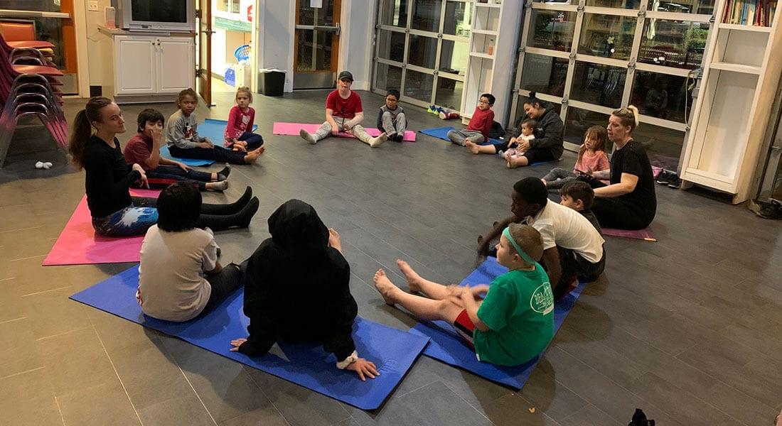 Yoga for Residents