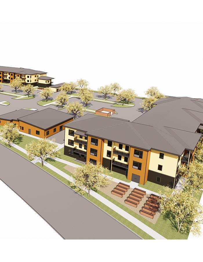 New Community in Basalt Creek Rendering