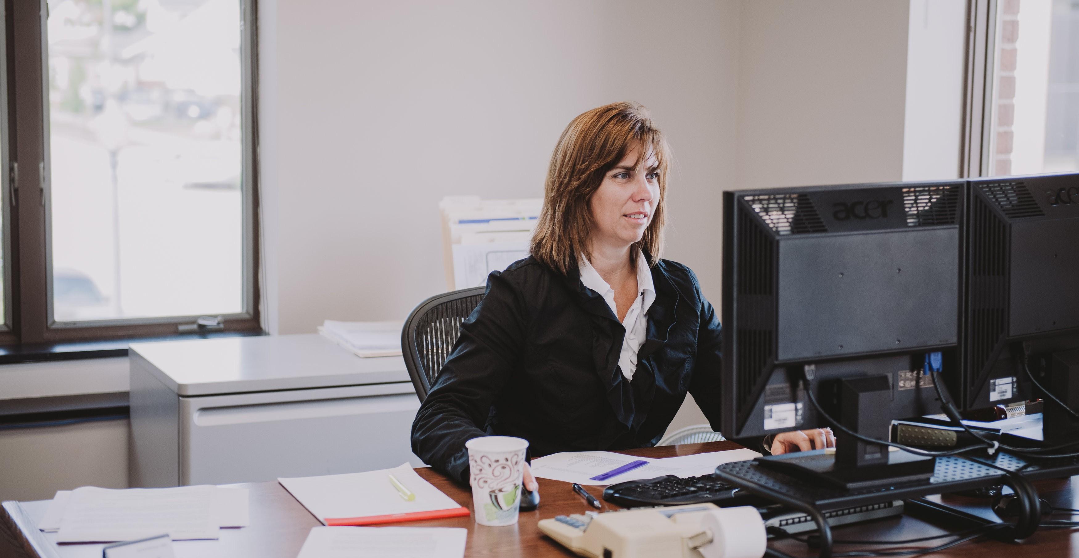 Renee' Widmayer, MBA, Geenen & Kolean, P.C.