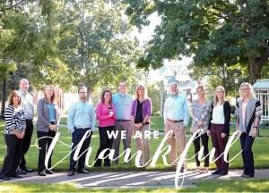 Happy Thanksgiving From Geenen & Kolean
