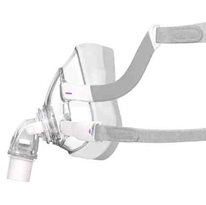 AirTouch F20 Mask For Her - CPAP Full Face Mask Side View