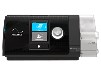 ResMed AirSense 10 CPAP Machine in Black - cpapRX