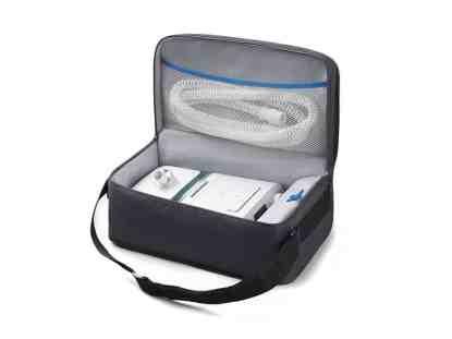 Respironics CPAP Machine in Travel Case