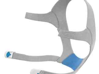 AirFit and AirTouch N20 Headgear Blue - CPAP Nasal Mask Headgear