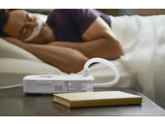 respironics dreamstation go auto cpap machine with humidifier