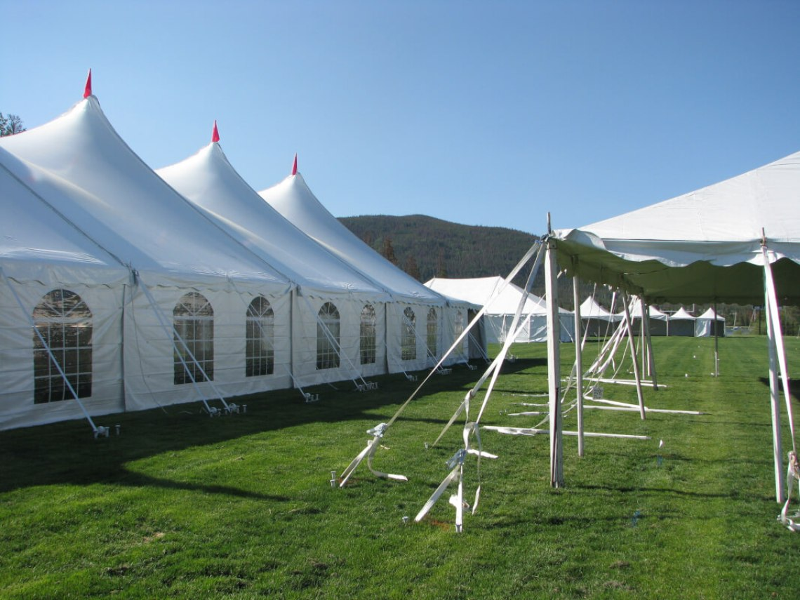 Essentials for organizing an outdoor event