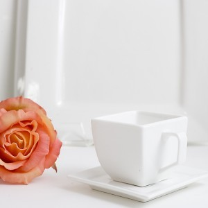 china cup white