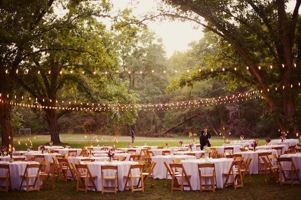 outdoor wedding rentals and accessories