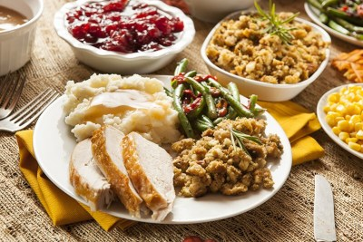 Thanksgiving party rentals
