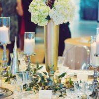 winter table centerpieces,