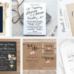 Save money on your wedding without compromising