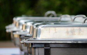 Keep food fresh at outdoor parties