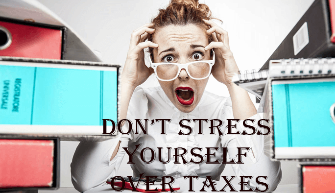 Don't Stress on Taxes | Call The Pro