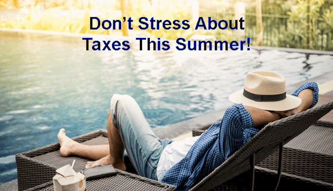 Time To Get Your Taxes In Order! – Howard Dagley CPA SCV – QuickBooks Pro Adviser