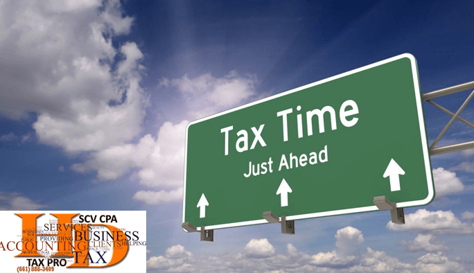 Tax Day Is Approaching Fast! – Howard Dagley CPA SCV – QuickBooks Pro Adviser