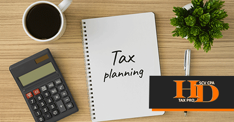 Quarterly or Year End Taxes