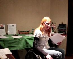 Kristen Messer, paralympian