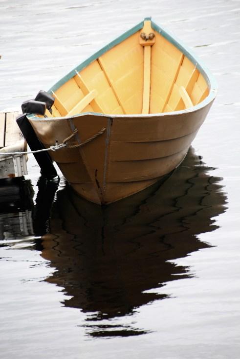 Boat, Lunenburg, NS