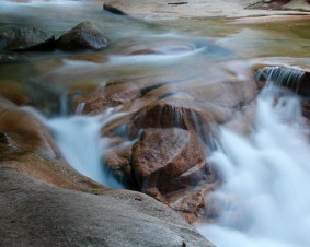 The Basin, Franconia Notch State Park, Lincoln, NH