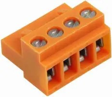 1716340000 - Socket Block, Screw 4 Way