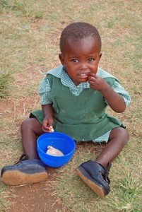 A Child at Rachel's Home 2009