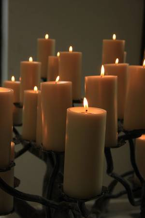 A Service of Candles