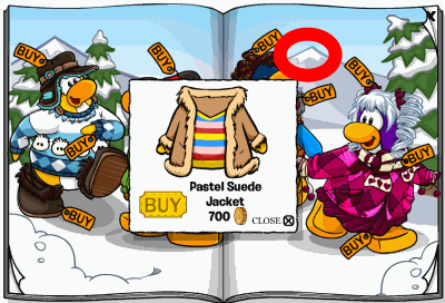 Club Penguin March 2010 Penguin Style Catalog Cheats! club penguin